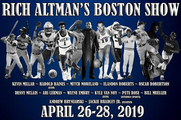 Rich Altman's Boston Show