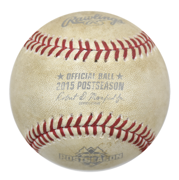 "Ball from Jose Bautista's Memorable ""Bat Flip"" Fetches $28,252.80"
