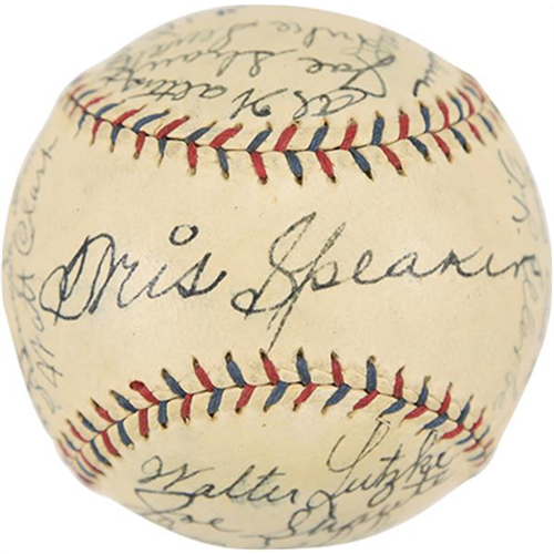 Historic Cleveland Sports Memorabilia Up for Auction