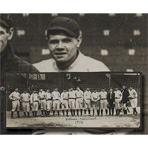 Lelands Sells Ruth Photo for World Record Price