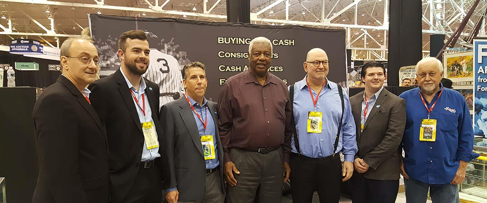 Lelands Sports Memorabilia And Card Auctions Appraisals And