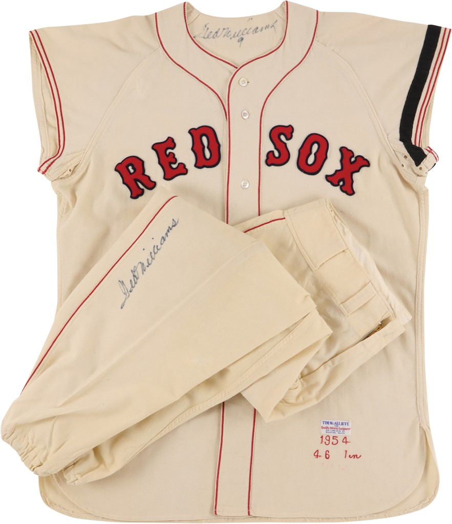 Ted Williams Jersey