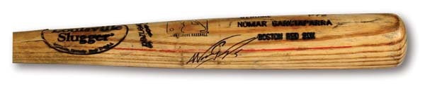2000 Nomar Garciaparra Game Used Bat (33