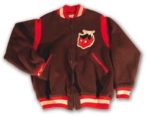 1940's St. Louis Browns Player's Jacket