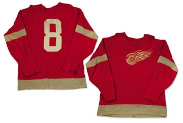 Hockey Sweaters - May 2002