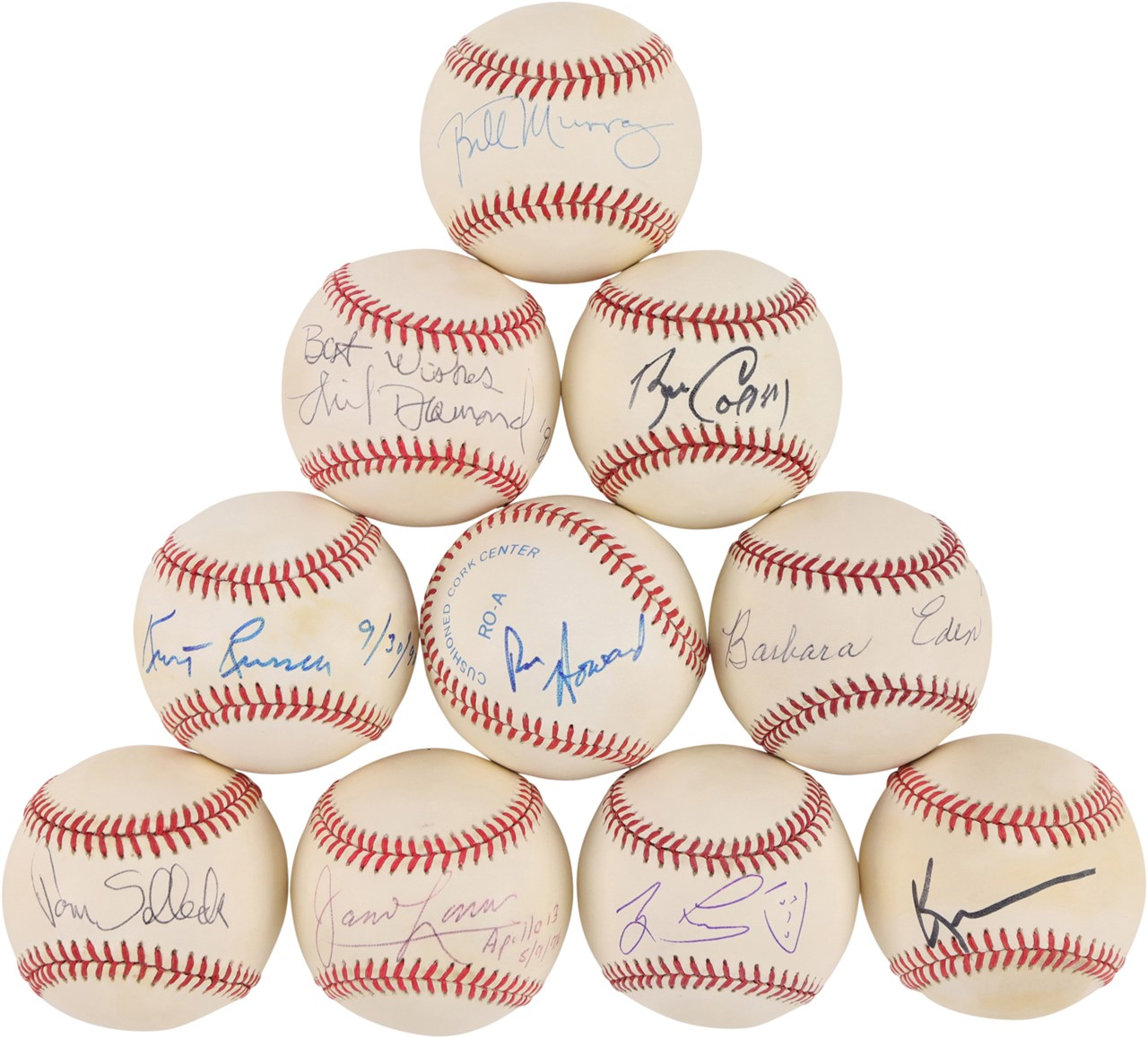 Baseball Autographs - Spring Classic 2021