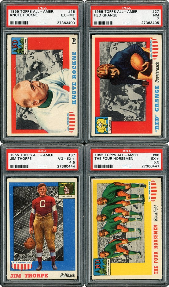 Football Cards - Spring Classic 2021
