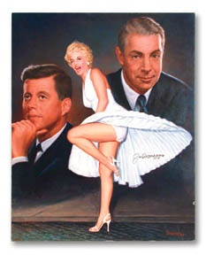 Joe DiMaggio - May 2002