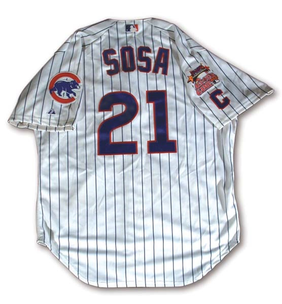 Sammy Sosa - May 2002