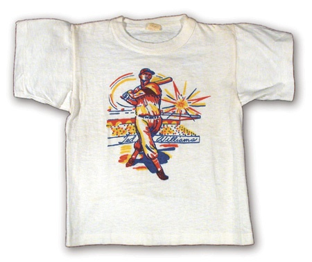 1940s Ted Williams T-Shirt