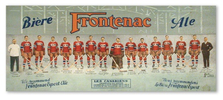 Hockey Memorabilia - auction