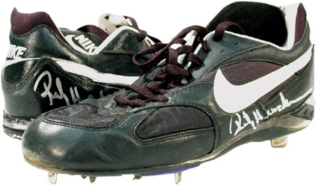 Baseball Equipment - December 2002