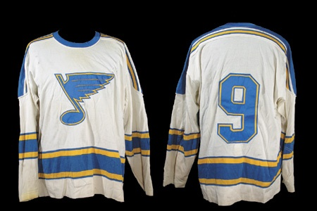 Hockey Sweaters - December 2002