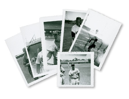 Baseball Photographs - December 2002