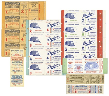 Tickets, Publications & Pins - December 2002