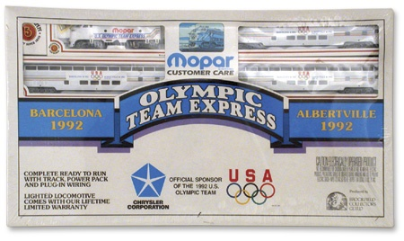 1980 Miracle on Ice & Olympics - December 2002