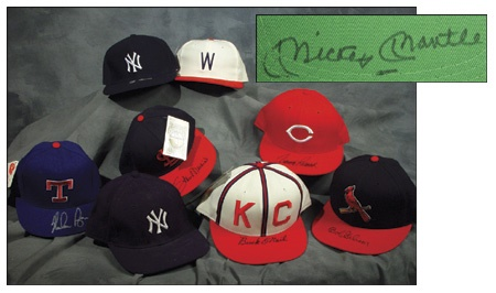 Baseball Autographs - auction