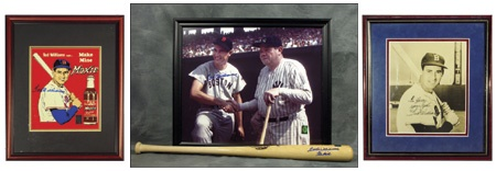 Ted Williams - auction