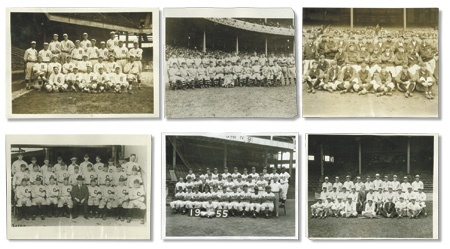 Great Group of Original Vintage Baseball Team Photos, Mostly Champions (31)