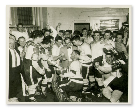 Vintage Hockey Photograph Collection (37)
