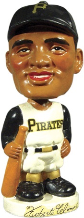 Clemente and Pittsburgh Pirates - December 2002