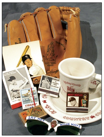 Memorabilia - auction