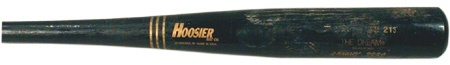 "2000 Sammy Sosa Game-Used The Dream Bat (34"")"
