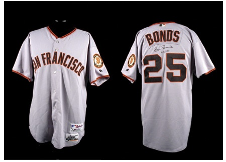 Barry Bonds - December 2002