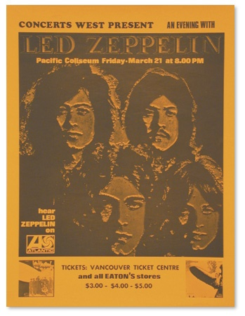 Led Zeppelin - December 2002