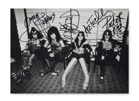 KISS - auction