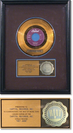 Beatles Awards - December 2002