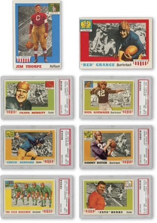 1955 Topps All American Set