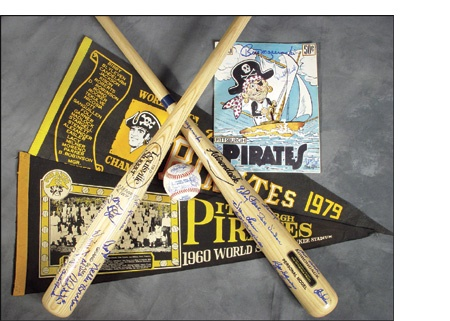 Pittsburgh Pirates World Championship Collection (6)