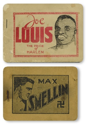 Joe Louis & Max Schmeling Tijuana Bibles (2)
