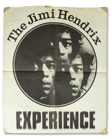 Jimi Hendrix - auction