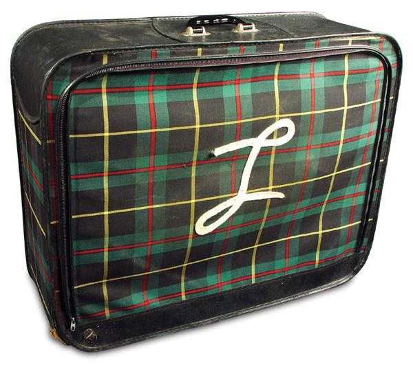 """Lavern & Shirley"" Suitcase"