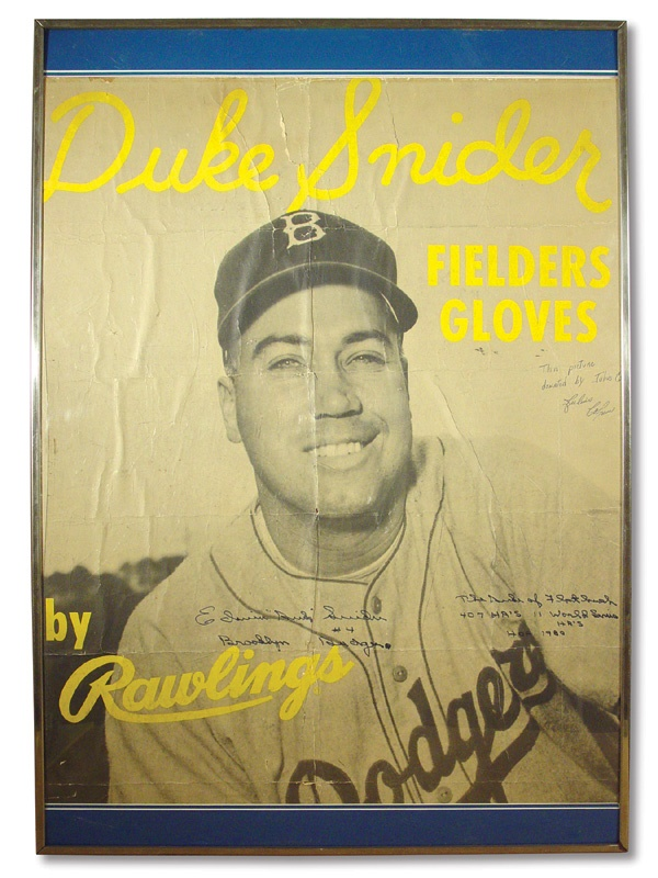 Jackie Robinson & Brooklyn Dodgers - May 2003