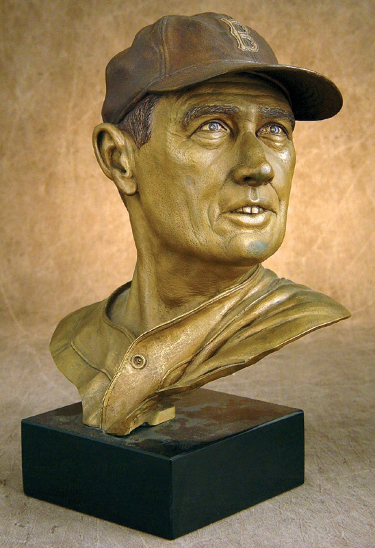 Ted Williams - May 2003