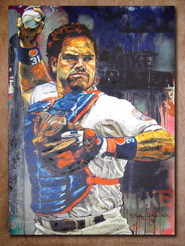 Baseball Art - May 2003