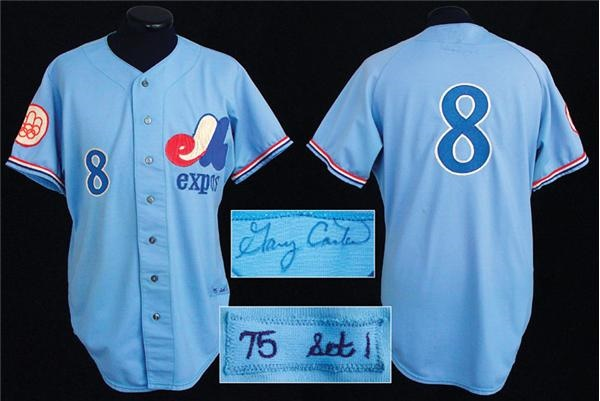 Baseball Jerseys - May 2003
