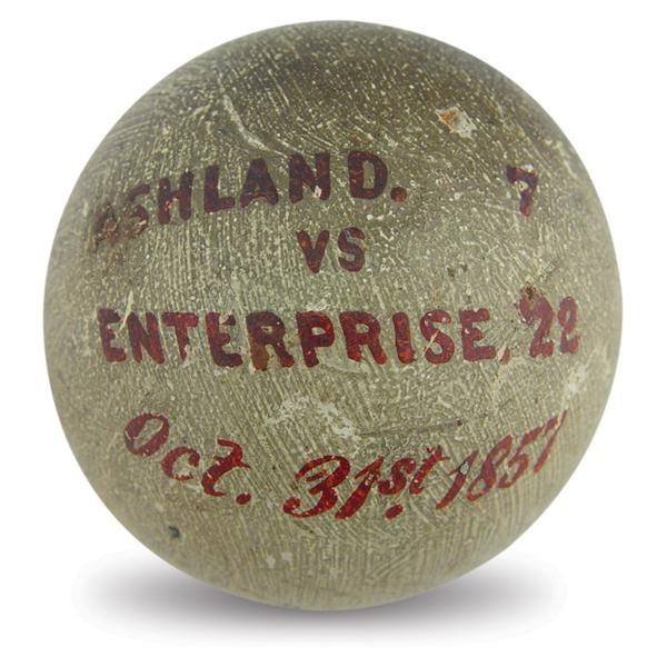 19th Century Baseball - May 2003