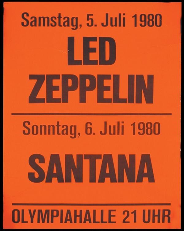 Led Zeppelin - May 2003