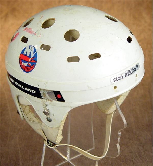 Hockey Equipment - May 2003