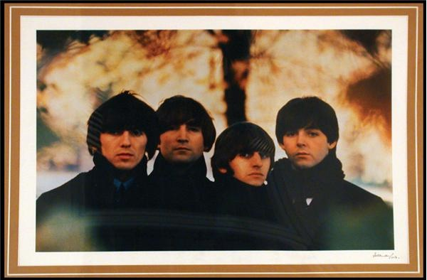 The Beatles - May 2003