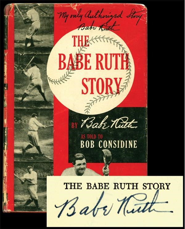 Babe Ruth - May 2003