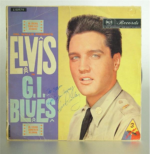 Elvis Presley - auction