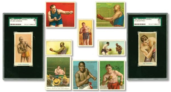 Boxing Cards - May 2003