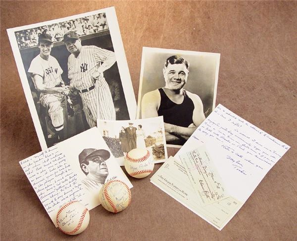 Mrs. Babe Ruth Collection (100+)