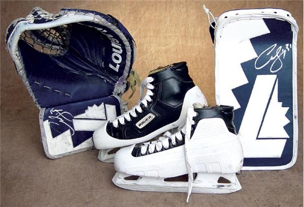 Hockey Equipment - December 2003