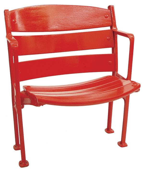 Crosley Field Stadium Seat